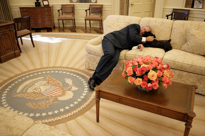 george bush oval office. President George W. Bush   Welcome To Eric Draper Photography - Commercial, Editorial, Weddings Oval Office