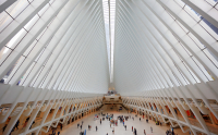 The Oculus. New York City
